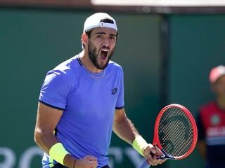 Berrettini sa kvalifikoval na turnaj majstrov. Voľné sú už iba dve miesta