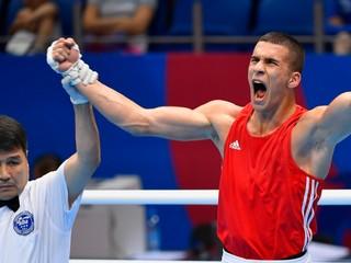 OH 2020 / 2021: Boxer Csemez vyhral úvodný súboj