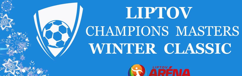 Začiatkom decembra LCHM WINTER CLASSIC - U8, U9, U10 a U11