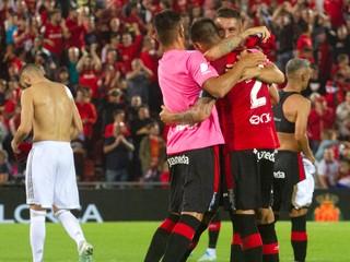 Real sa dostal na čelo La Ligy, Valjent pomohol Mallorce k ďalšiemu bodu