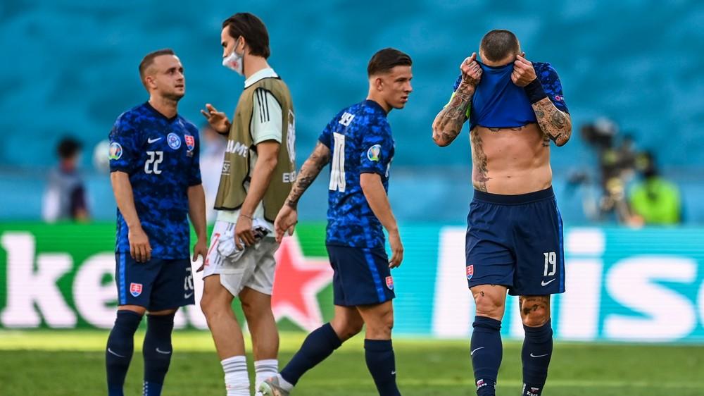 Slováci pôsobili, akoby boli na majstrovstvách omylom