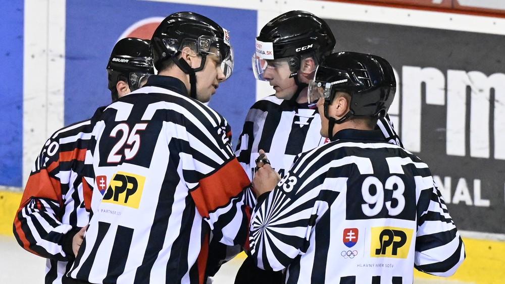 Hokejový šampionát bude aj so slovenskými rozhodcami, do Rigy mieria dvaja