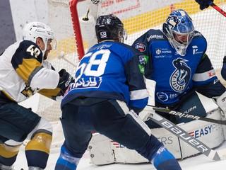 Slovan nestihol gól do prázdnej brány, Popradu sa ďalej nedarí