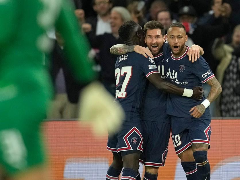 Messi prvýkrát skóroval za PSG, Tiraspoľ šokoval Real. Liverpool strelil päť gólov