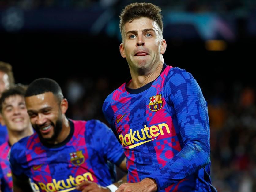 Barcelona sa na El Clásico naladila víťazne, Kataláncov však ratoval stopér