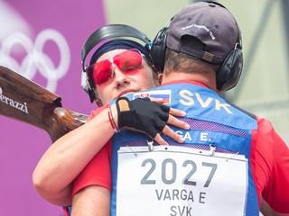 Rehák Štefečeková s Vargom zabojujú o bronzovú medailu, vyzvú Američanov