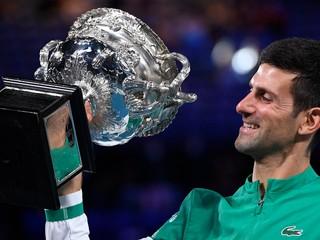 Djokovič vyrovnal Federerov rekord, Gombos sa drží v elitnej stovke