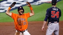 Finále MLB je vyrovnané. Bejzbalisti Houstonu v druhom zápase zdolali Atlantu