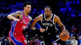 Brooklyn si poradil aj bez Irvinga. Paul sa zapísal do histórie NBA