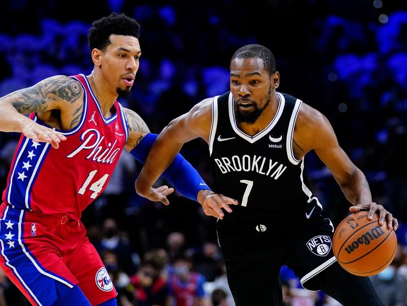 Poradili si aj bez Irvinga. Brooklyn potiahol k víťazstvu Durant