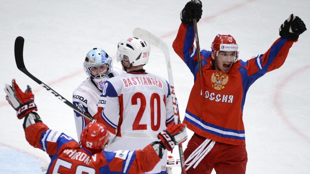 Capitals získali hviezdne meno. Do Bratislavy prichádza Rus Žerdev