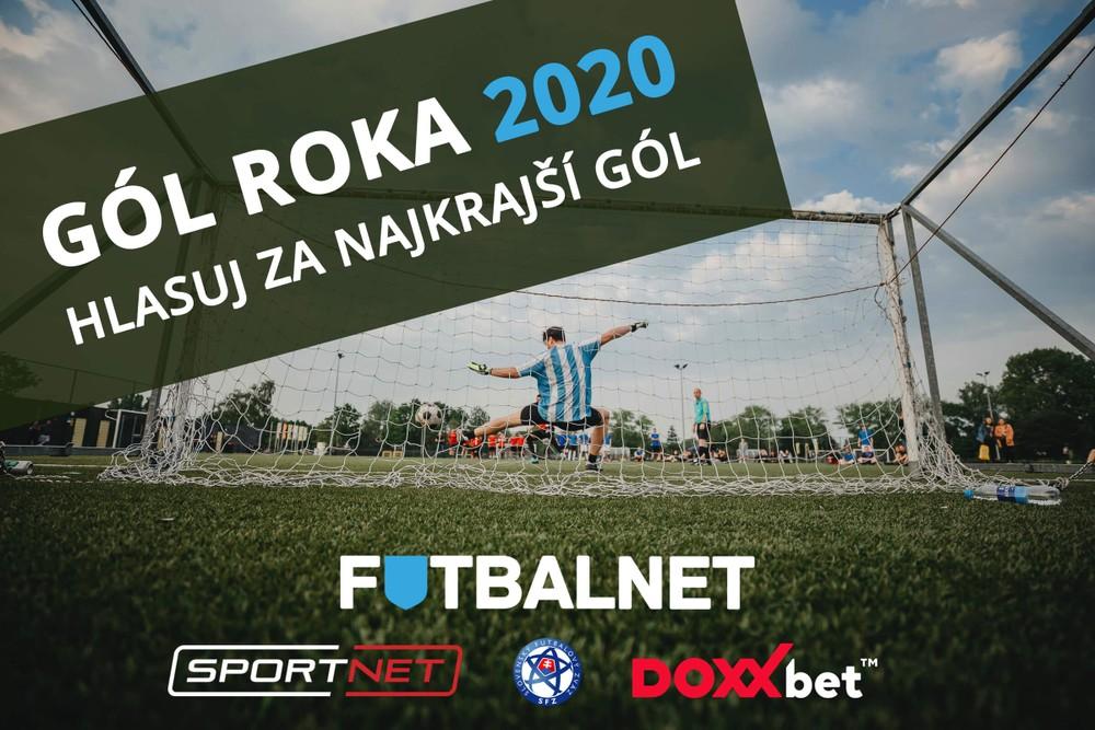 SÚŤAŽ: Hlasujte za najkrajší gól roka 2020