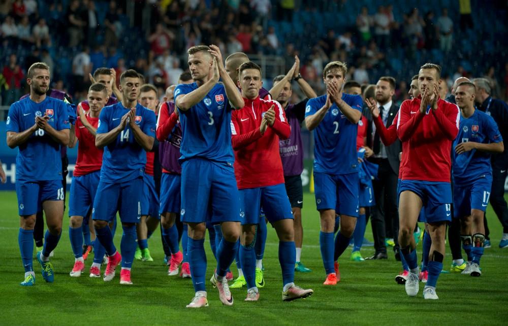 Mladí Slováci predviedli skvelý výkon, Švédom strelili tri góly