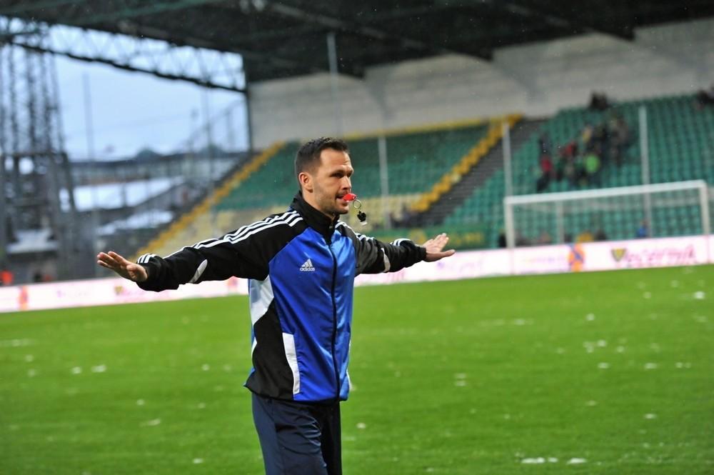 Rozhodca Kružliak o penalte: Spravil som chybu a mrzí ma to