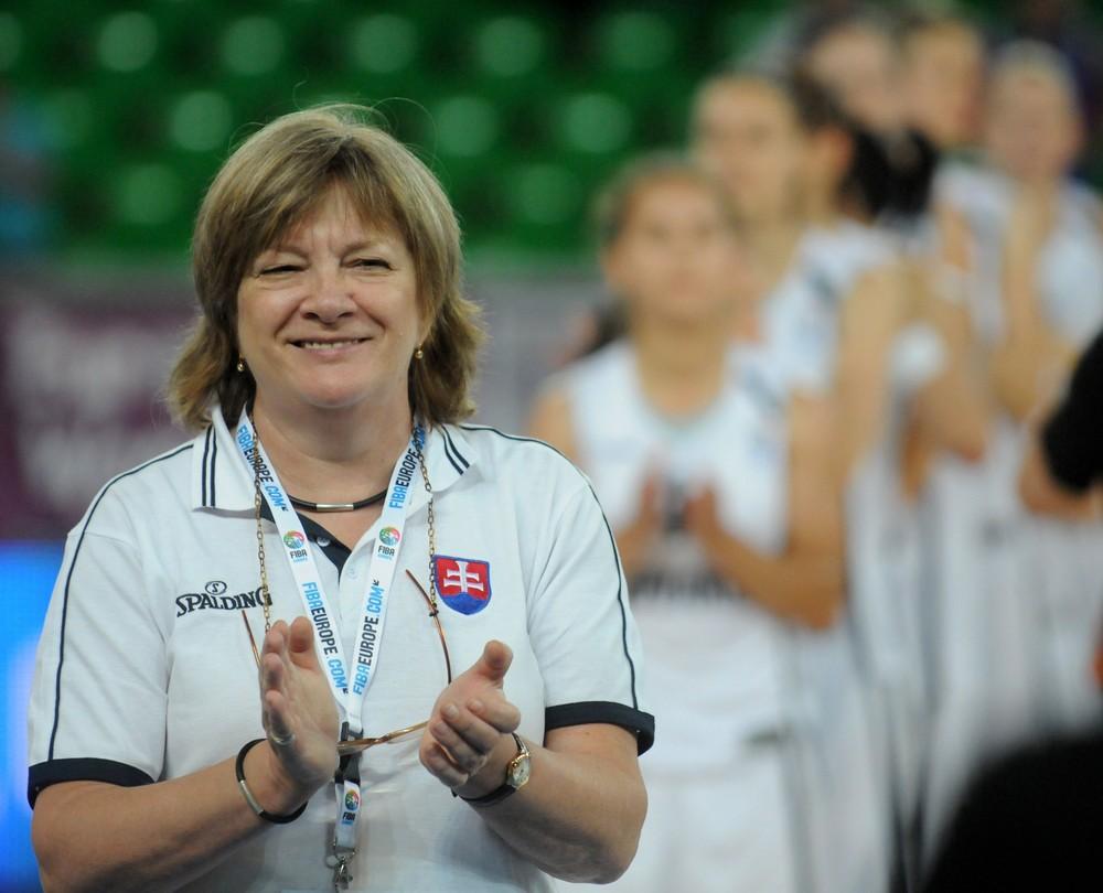 Zaradila sa k legendám ako Michael Jordan. Hejkovú uviedli do Siene slávy FIBA