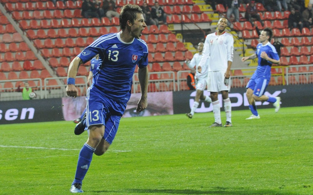 Bývalý reprezentant bol ešte vlani v Slovane, dnes hrá siedmu ligu