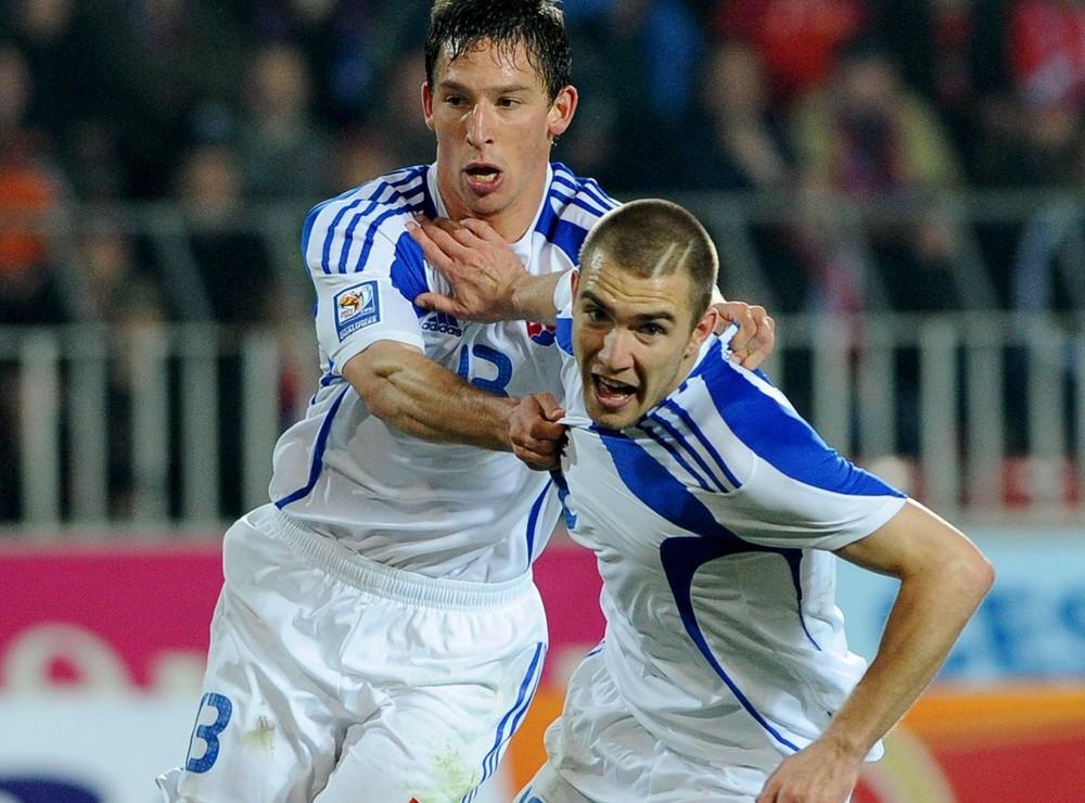 Jeho gól najviac ranil Čechov a Merčiak trikrát kričal jeho meno