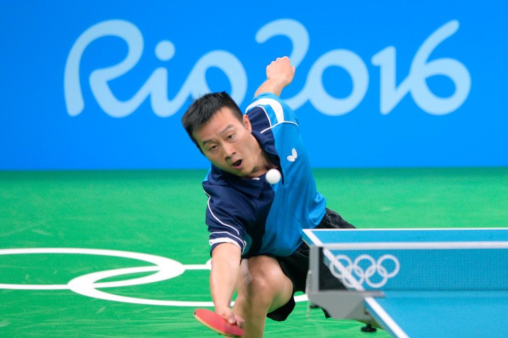 Stolný tenista Wang si vybojoval olympijskú miestenku