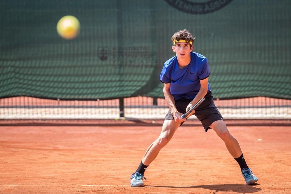 Mladý Slovák chce byť svetová jednotka. Hrá štýlom ako Federer