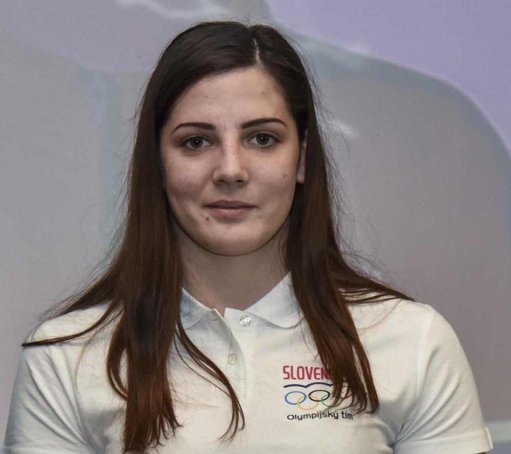Slovenská tínedžerka uspela medzi elitou, vybojovala si bronz