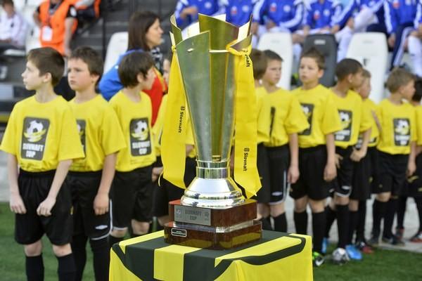 Kto, kedy a s kým? Program Slovnaft Cupu je známy