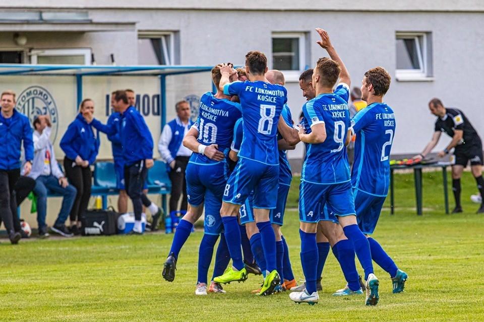 Lokomotíva Košice sa neprihlásila do druhej futbalovej ligy