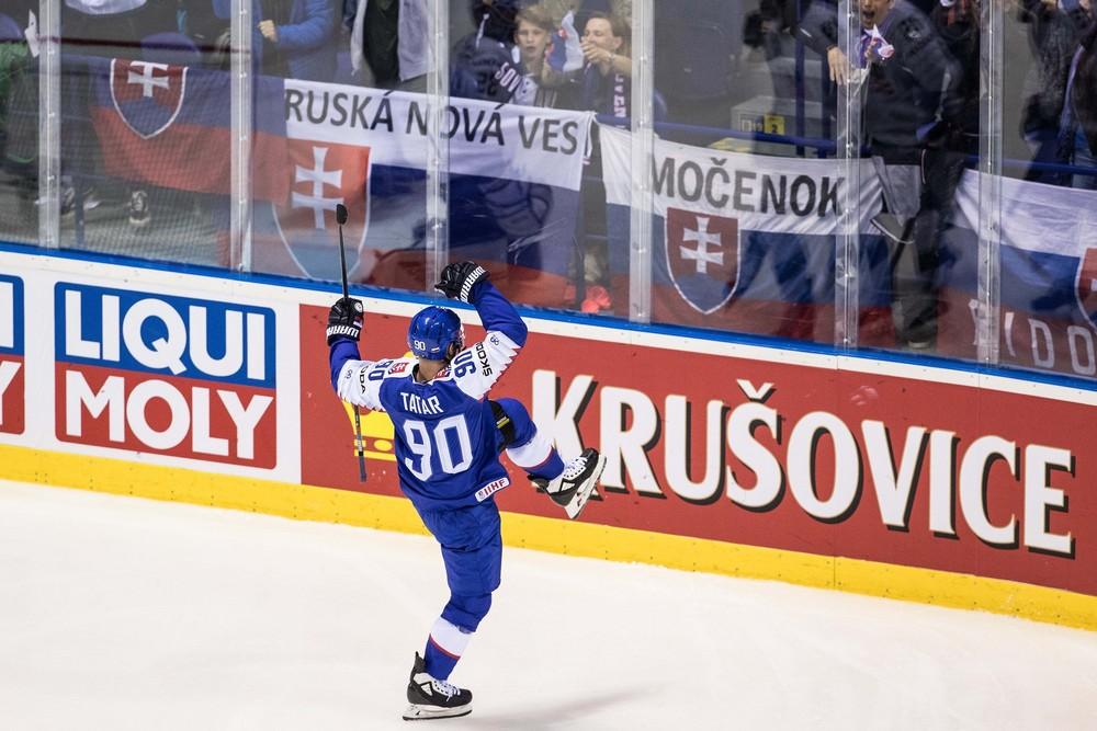 Vytiahnite si kalendáre. Zverejnili program Slovenska na MS v hokeji