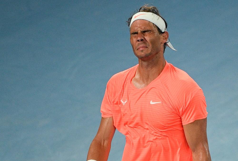 Po Australian Open mu lekár naordinoval oddych. Nadal sa odhlásil z turnaja