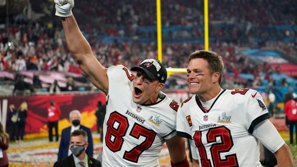 Brady zlanáril kamaráta do tímu. Ich spolupráca priniesla ďalší titul