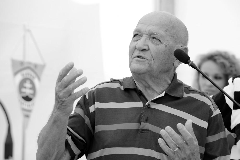 Rozsieval bojového ducha. Zomrel futbalový kapitán Anton Urban