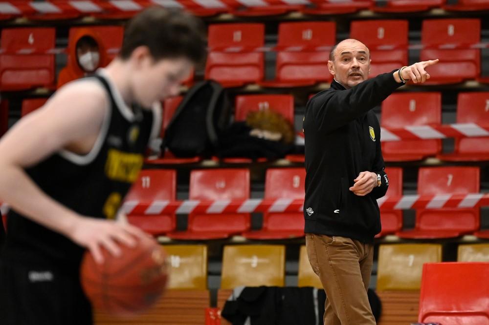 Tabak končí. Slovenská basketbalová reprezentácia má nového trénera