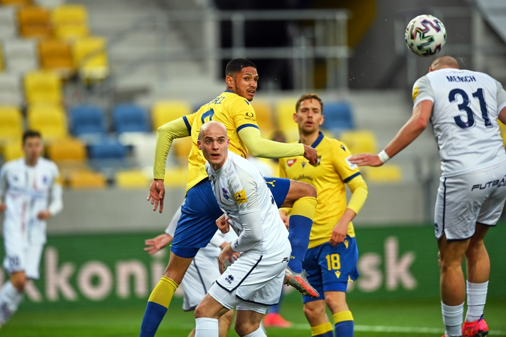 Žilina zlomila Trnavu v 96. minúte. Kalmár rozhodol krásnym gólom