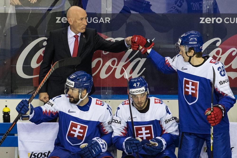 Deväť nováčikov. Ramsay oznámil nomináciu na prípravu pred MS v hokeji