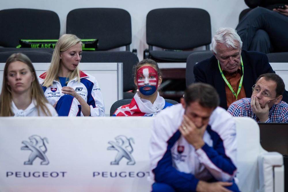 Slovenskému tenisu vládnu egá a boje medzi sebou, vraví tréner