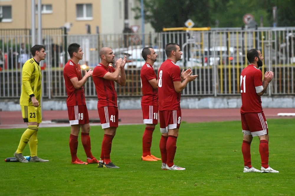 Banská Bystrica je opäť na čele ligy, Košice si napravili reputáciu