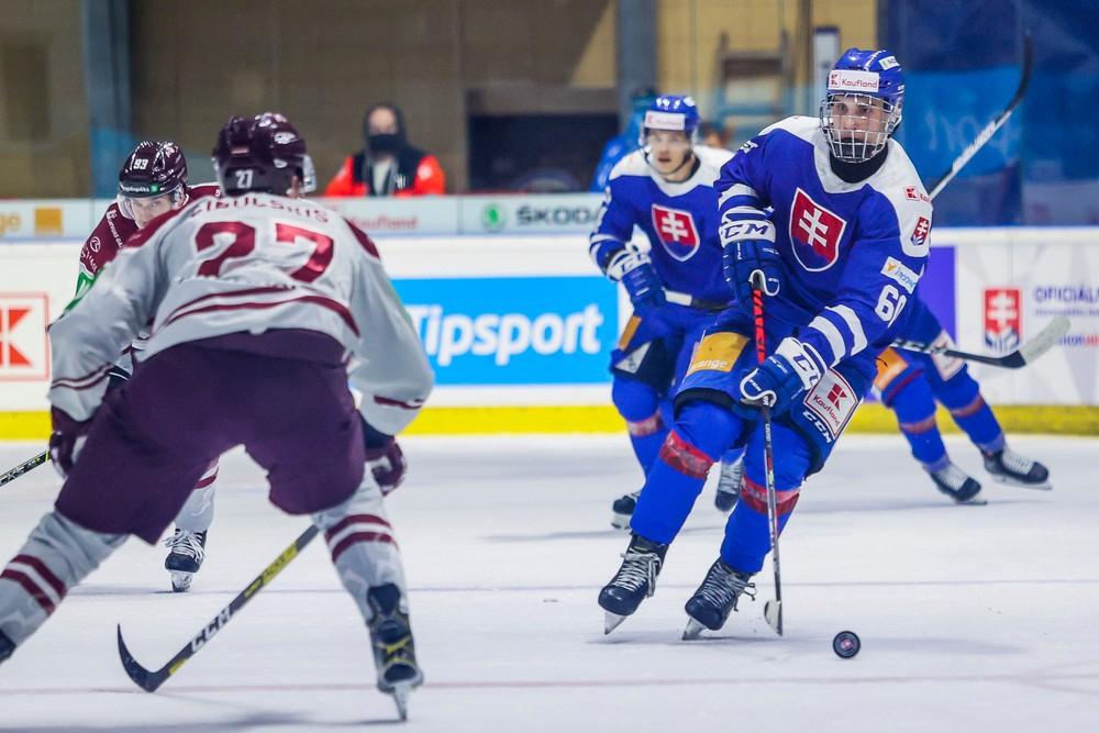 Rodičia boli šťastní a dojatí. Najmladší strelec Slovenska sníva o NHL