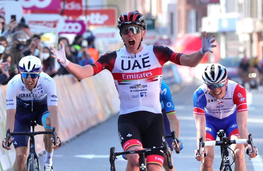 Pogačar vyhral slávne belgické preteky. Žijem svoj cyklistický sen, tešil sa