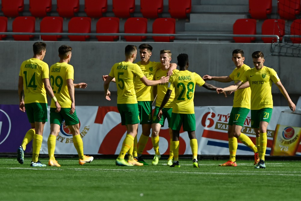 Postup im zabezpečil ukážkový gól. Žilina postúpila do semifinále