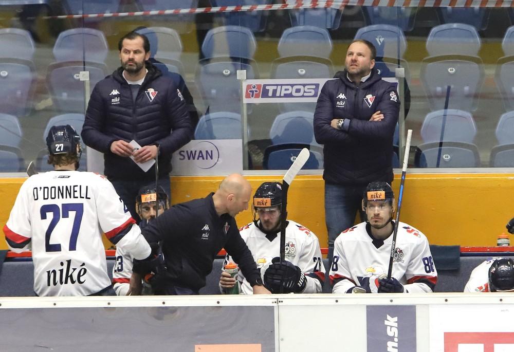 Pre Slovan sa sezóna skončila, Zvolen je prvým finalistom