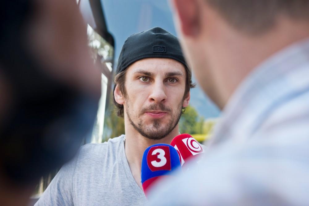Dobyl švédsku ligu a mieri do KHL. Hrivík by mal zmeniť klub