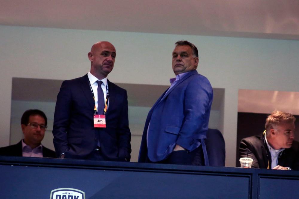 Futbalový klub je hodnotové spoločenstvo. Takto rozmýšľa aj Viktor Orbán