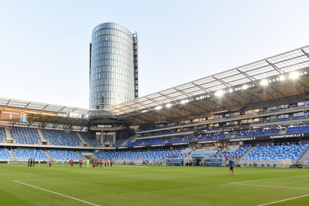 Dejisko finále Slovnaft Cupu je známe, Slovan môže mať výhodu domáceho prostredia