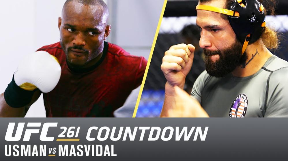 UFC 261 Countdown: Usman vs. Masvidal 2