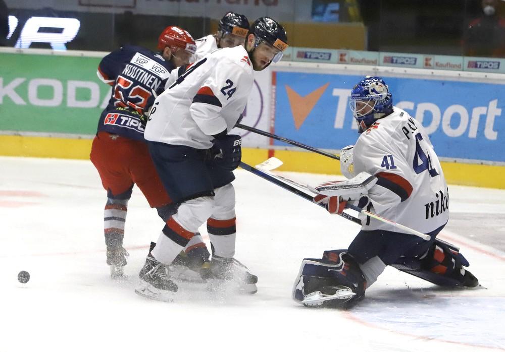 ONLINE: Slovan - Zvolen (semifinále play off, dnes)