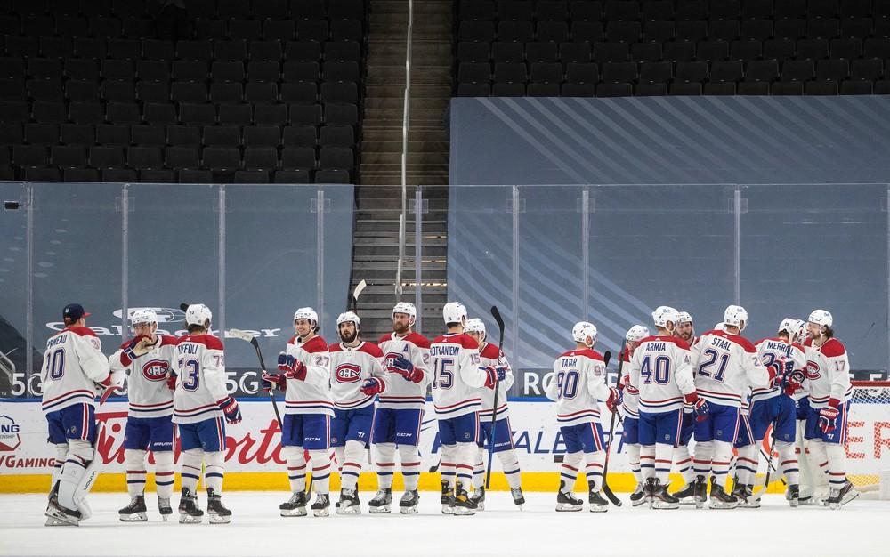 Slovákom v NHL sa darilo rôzne. Jeden skončil sezónu, iný potvrdil play off
