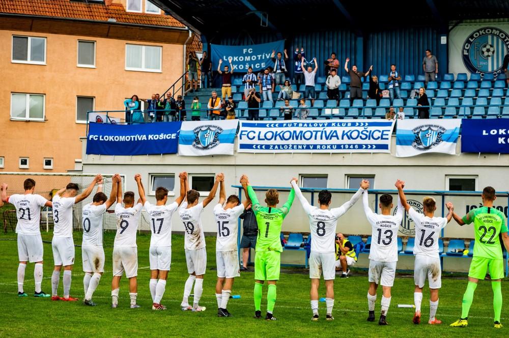 Tradičný klub sa vracia do Košíc. Na štadión nesúci názov veľkoklubu