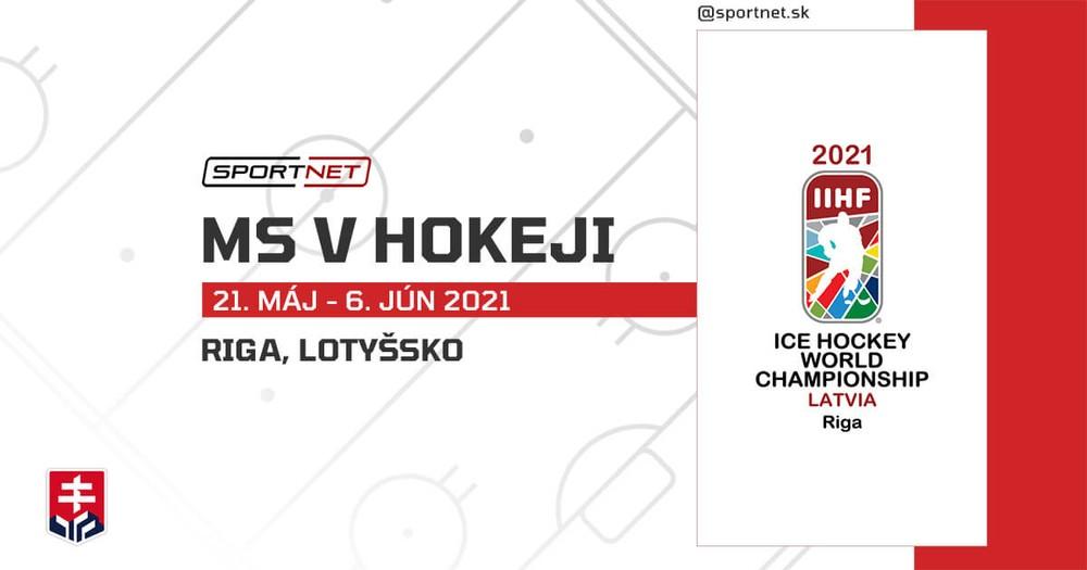 Program, tabuľky, skupiny - MS v hokeji 2021
