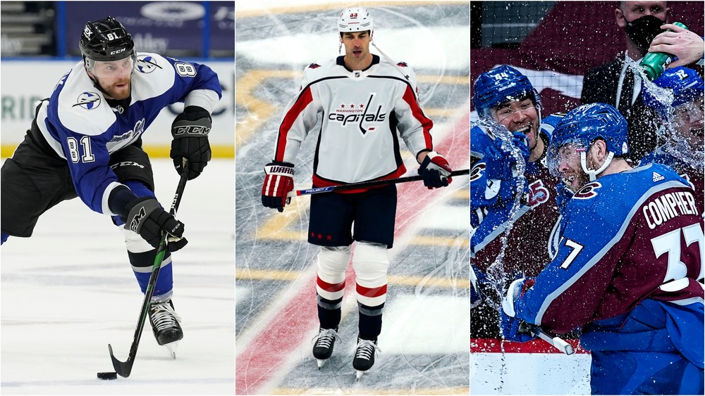 Chára vs. Halák, Černák s hviezdnymi spoluhráčmi. Aký je program play off NHL?