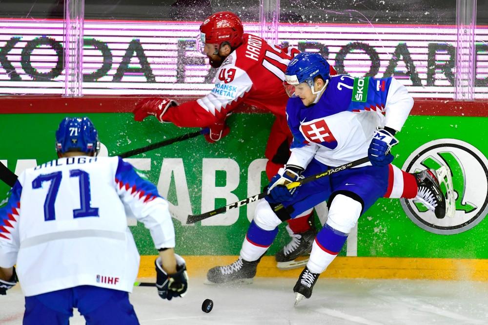 Vyhrali už štvrtý zápas. Ako hodnotíte výkon Slovákov proti Dánsku?