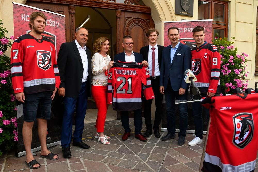 Extraliga sa vracia do Prešova, známe je meno trénera aj kapitána